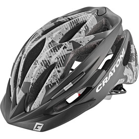 Cratoni Pacer Casque De Vtt, black/anthracite matte